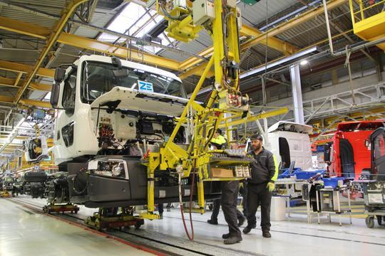 Electric Renaults begin production